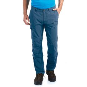 Maier Sports Saale Triple Zip Off Pants Men ensign blue
